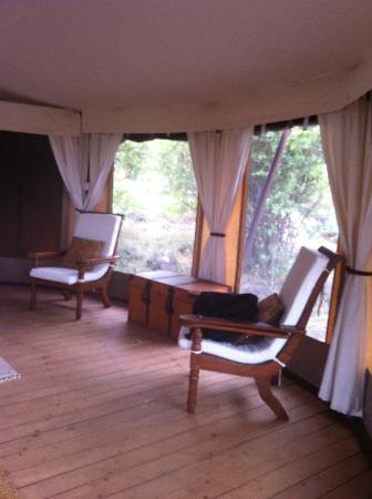 Ol Seki Hemingways Mara: Room
