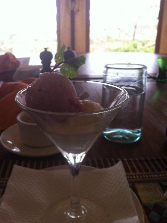 Ol Seki Hemingways Mara: Dessert