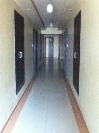 HG Grandiose: passage of the hotel