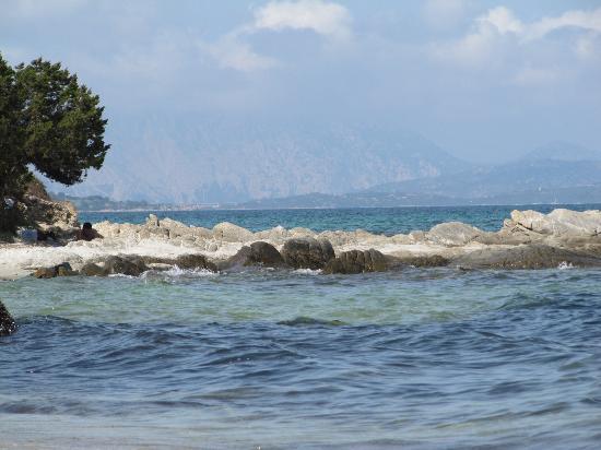 Lu Impostu Beach : cala d'ambra