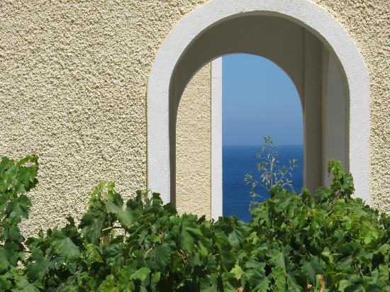 Argo Hotel: View