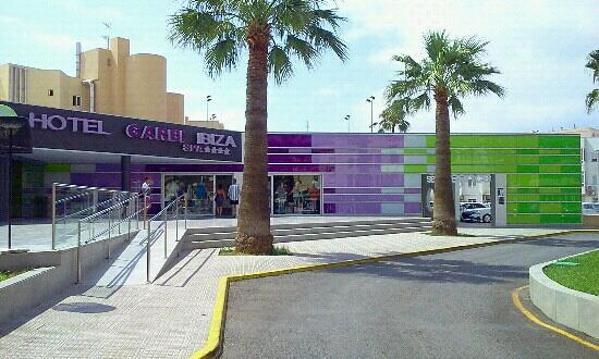Hotel Garbi Ibiza & Spa: garbi