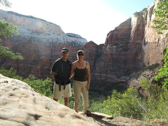 Driftwood Lodge: Close to the majestic Zion National Park