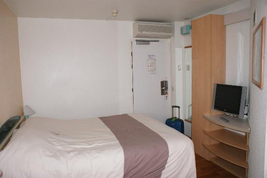 Ibis Brussels Centre Sainte Catherine: Habitación 435