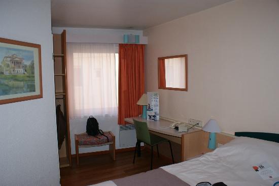 Ibis Brussels City Centre Hotel: Habitación 435