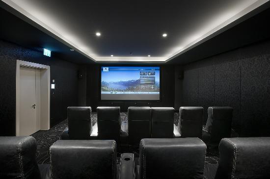 Hotel Villa Honegg: Kino
