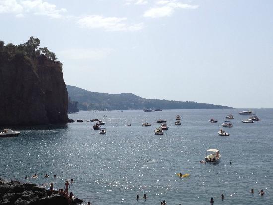 Hotel Giosue a Mare: vista ristorante