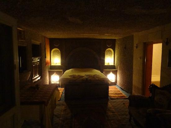 Gumus (Silver) Cave Hotel: Our Room <3 <3 <3