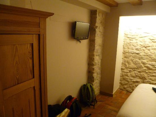 Hotel El Cerco: Vista de la habitacion2