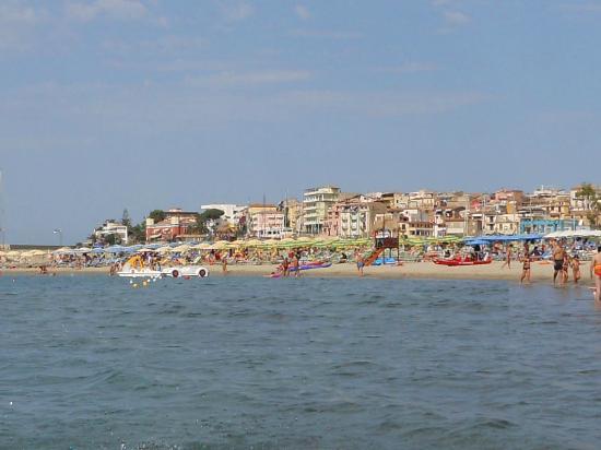 Spiaggia associata al Residence San Antonio
