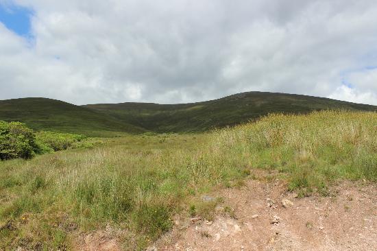 Knockmealdown Mountains: Vee area