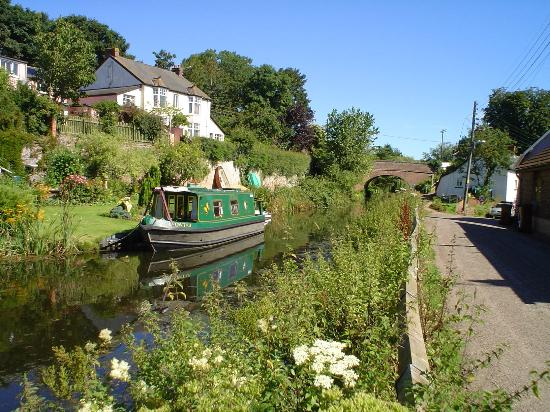 Jurassic Coast: Grand Western Canal, Sampford Peverall.