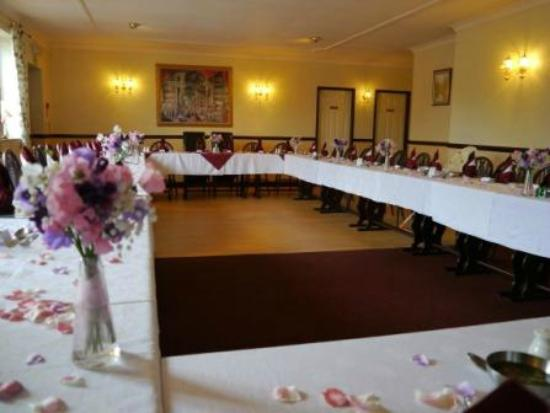The Fir Tree Country Hotel: function room