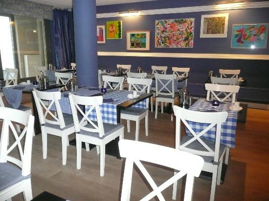Saillant Hotel Gulpenerland: Breakfast Room