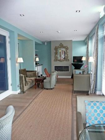 Saillant Hotel Gulpenerland: Lounge