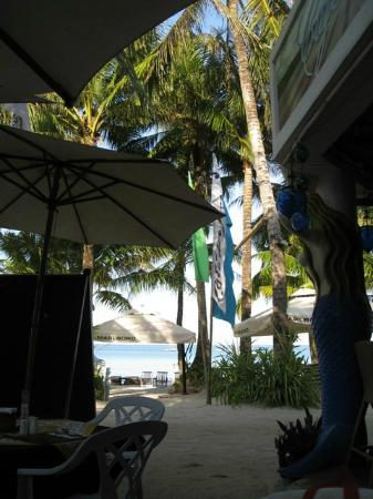 Boracay Beach Resort : cafeteria