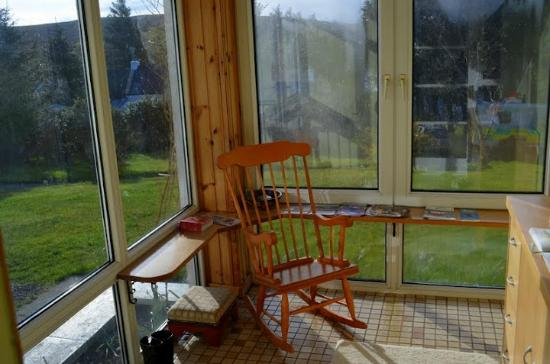 Ardmorn Holiday Accommodation: Entrance to the BnB