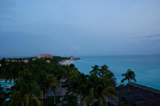 Melia Varadero: View from our balcony