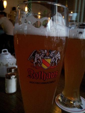 Schwarzwaldstuben: Birra