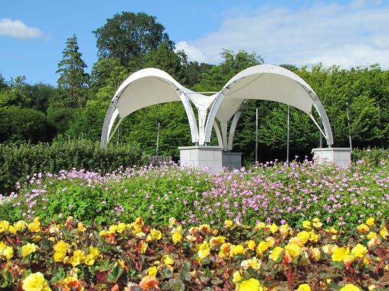 Antrim Castle Gardens: Parterre Garden