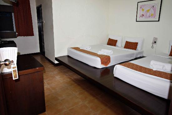 Thongta Resort And Spa: standard double room