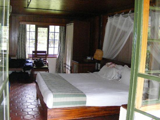 Keekorok Lodge-Sun Africa Hotels: Our room at Keekorok Lodge