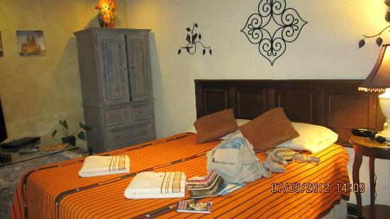 Hotel EuroMaya Suites: Habitación