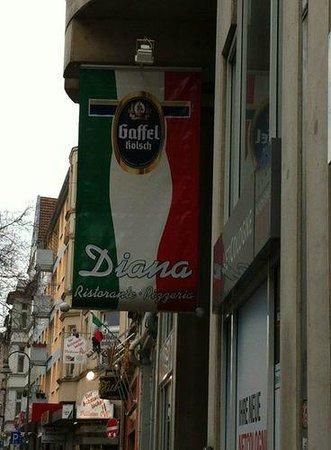 Restaurant and Pizzeria Diana