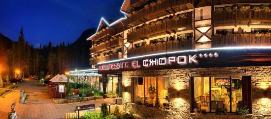 Wellness Hotel Chopok: Exterier