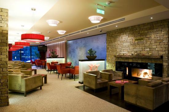 Wellness Hotel Chopok: Lobby bar