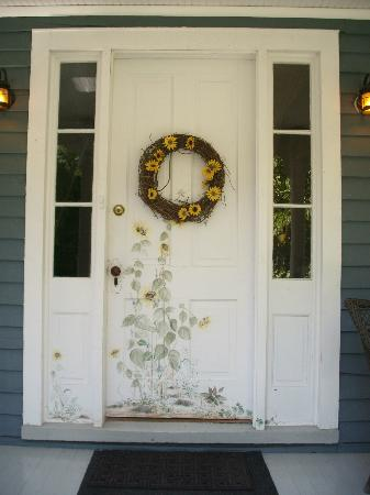 The Inn at Sugar Hollow Farm: The door at the farm house