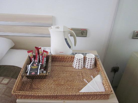 Degirmen Hotel: Free coffee and tea on arrival.