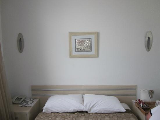 Degirmen Hotel: Picture on the wall.