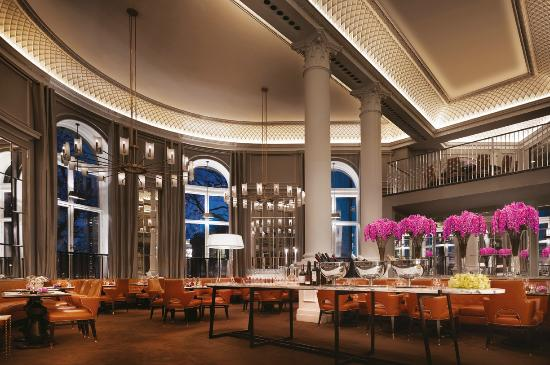 The Northall Restaurant At The Corinthia Hotel