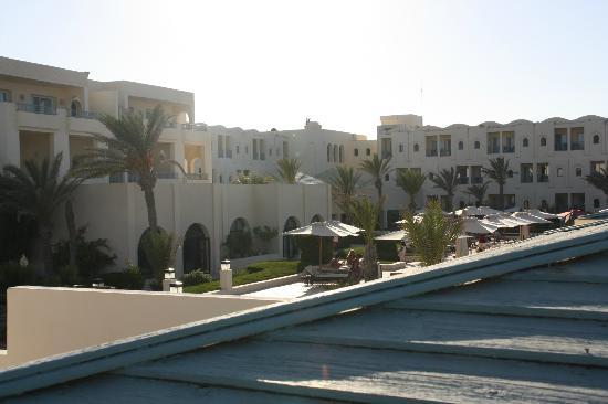 Radisson Blu Ulysse Resort & Thalasso Djerba: la piscine