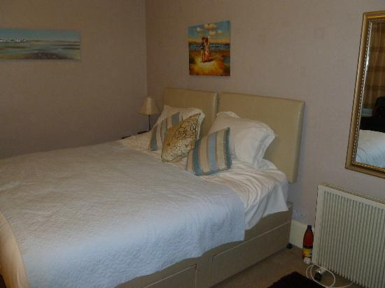 Seafield Guest House: Slept like a baby