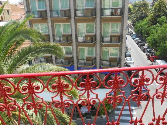 Hotel Europa & Concordia : vista