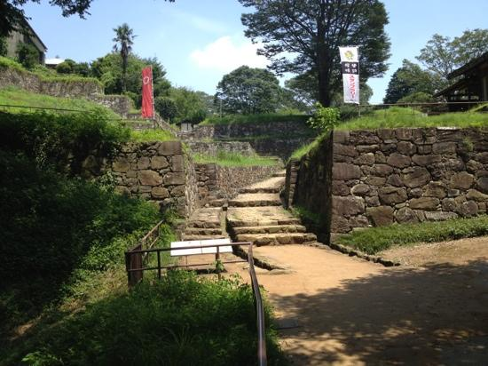 ‪Kanayama Castle Remains‬