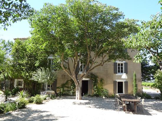 Bastide de Lestagnau : The house