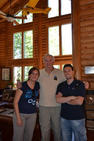 The Cub Inn Bed & Breakfast: Noi e Joe