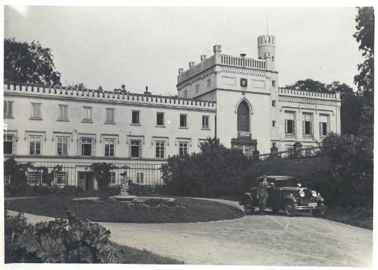 Chateau St. Havel - wellness hotel: Historical photo