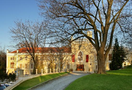 Chateau St. Havel - wellness hotel: Hotel
