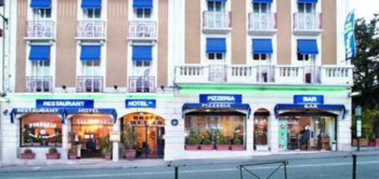 Hotel Ocean: Façade Hôtel Océan