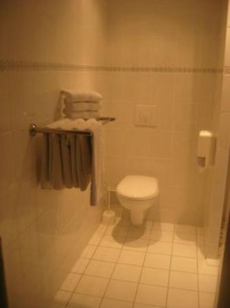 Hotel Ocean: Toilettes
