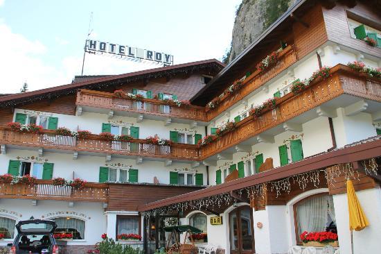 Hotel Roy: l'esterno