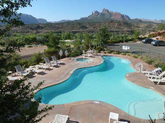 Majestic View Lodge: la tite piscine