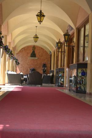 Hotel Belle Arti: Hall d'entrée