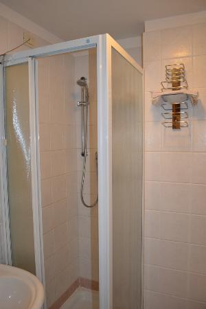 Hotel Belle Arti: Salle de bains