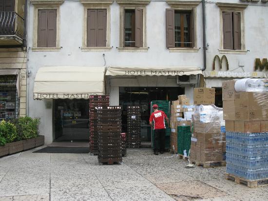 la colazione dellhotel mastino - Picture of Hotel Mastino, Verona ...