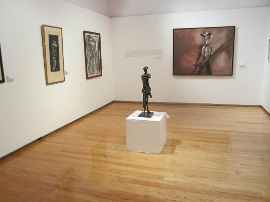 Don Quixote Iconographic Museum (Museo Iconografico del Quijote) : inside museum
